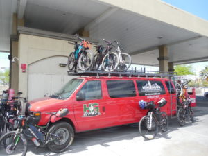 Homegrown MTB Shuttle